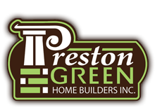 Preston Green Home Builders | logo